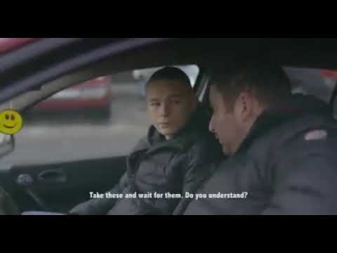 Gangster movie -The Albanian Recruit (English Subtitles )Film Shqiptar