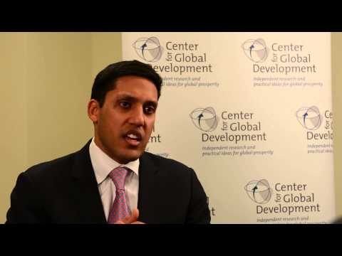 Raj Shah Interview with CGD