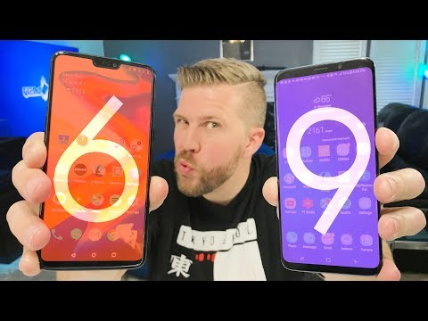 OnePlus 6 vs Galaxy S9+ - Which One Should You Buy?