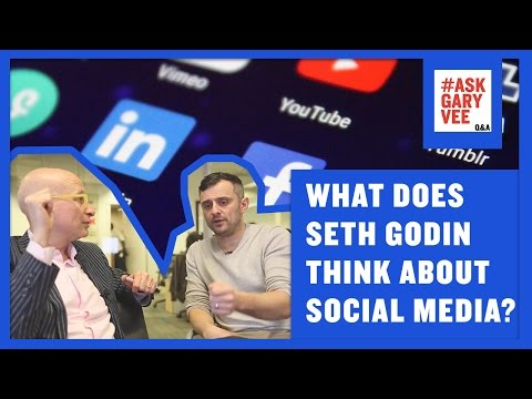 What Does Seth Godin Think About Social Media?