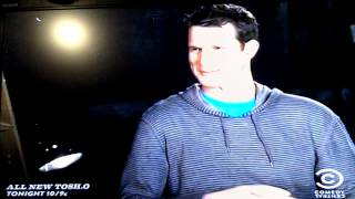 Tosh.o lol too funny Let me smell ur d*#! Explicit