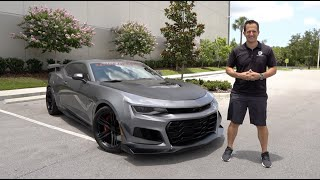 Is the 2020 Lingenfelter ZL1 1LE the ULTIMATE track Chevrolet Camaro?