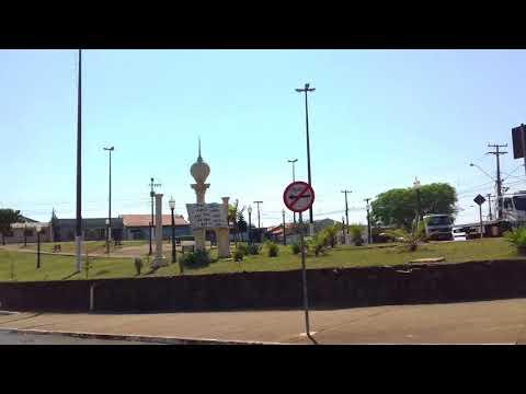 Bus Station in Cornelio Procopio, Brazil