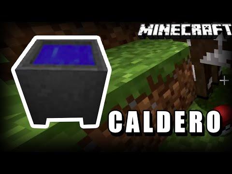 Minecraft: 6 Cosas Que No Sabías Del Caldero - Rabahrex