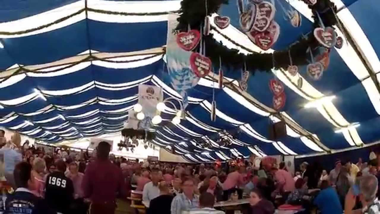 1 Oktoberfest Karstadt Hamburg 2015 - YouTube