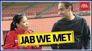 Boxing Is My Life: Mary Kom On Jab We Met With Rahul Kanwal | India Today Exclusive