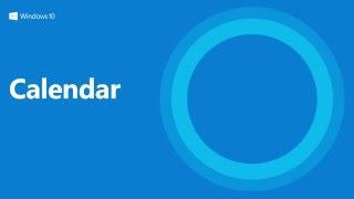 Cortana tips and tricks Calendar   Microsoft Windows