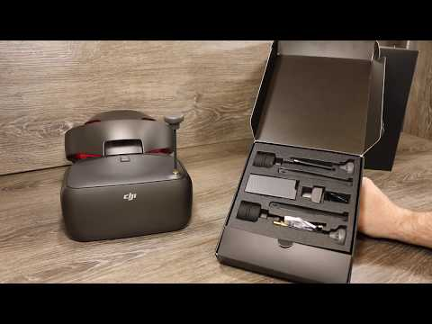 DJI Goggles Racing Edition - Ocusync Air System Review & Info Setup With Betaflight + Inav