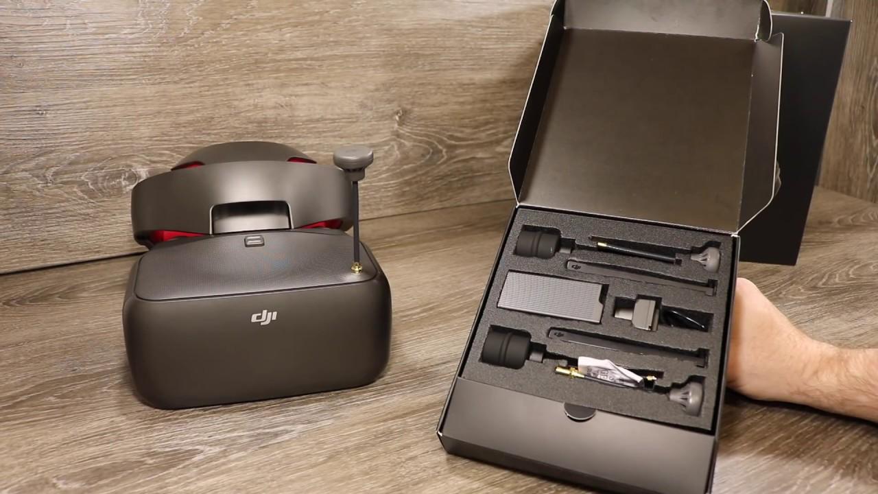 Dji Goggles Racing Edition Ocusync Air System Review Info Setup With Betaflight Inav