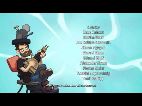 Deponia Doomsday - Opening Song [English] [Spoilers]