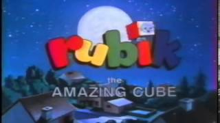 Rubik The Amazing Cube Cartoon Theme Song | Intro | Opening
