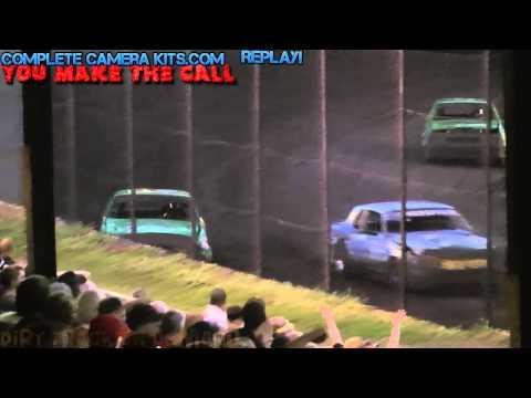 Hobbys Algona Raceway 8 17 You Make the call