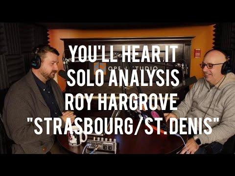 Solo Analysis: Roy Hargrove -