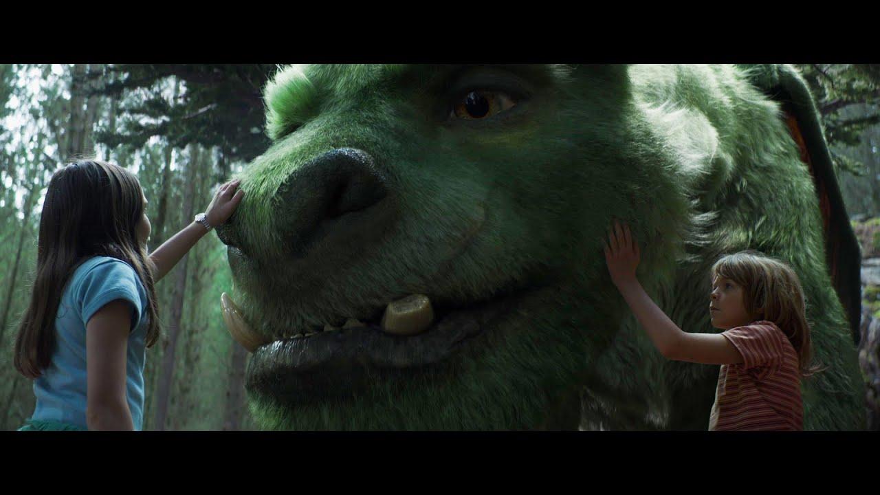 Peter en de Draak | Clip: Peter introduceert Elliot (NL gesproken) | DisneyNL