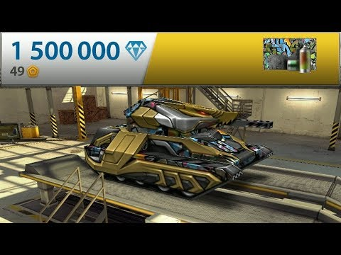 Tanki Online - NEW BUNDLE 250.000 CRYSTALS FOR 49 TANKOINS !