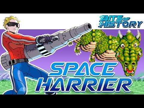 HISTORY of Space Harrier - Bits of History Volume 1