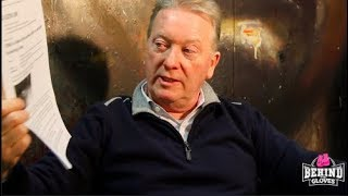 FRANK WARREN ON FIRE! BLASTS EDDIE HEARN ON STUBHUB/DEGALE & TALKS SAUNDERS-LEMIEUX/SELBY-WARRINGTON