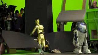 Star Wars Episode 3 Bloopers (Fan-Made)