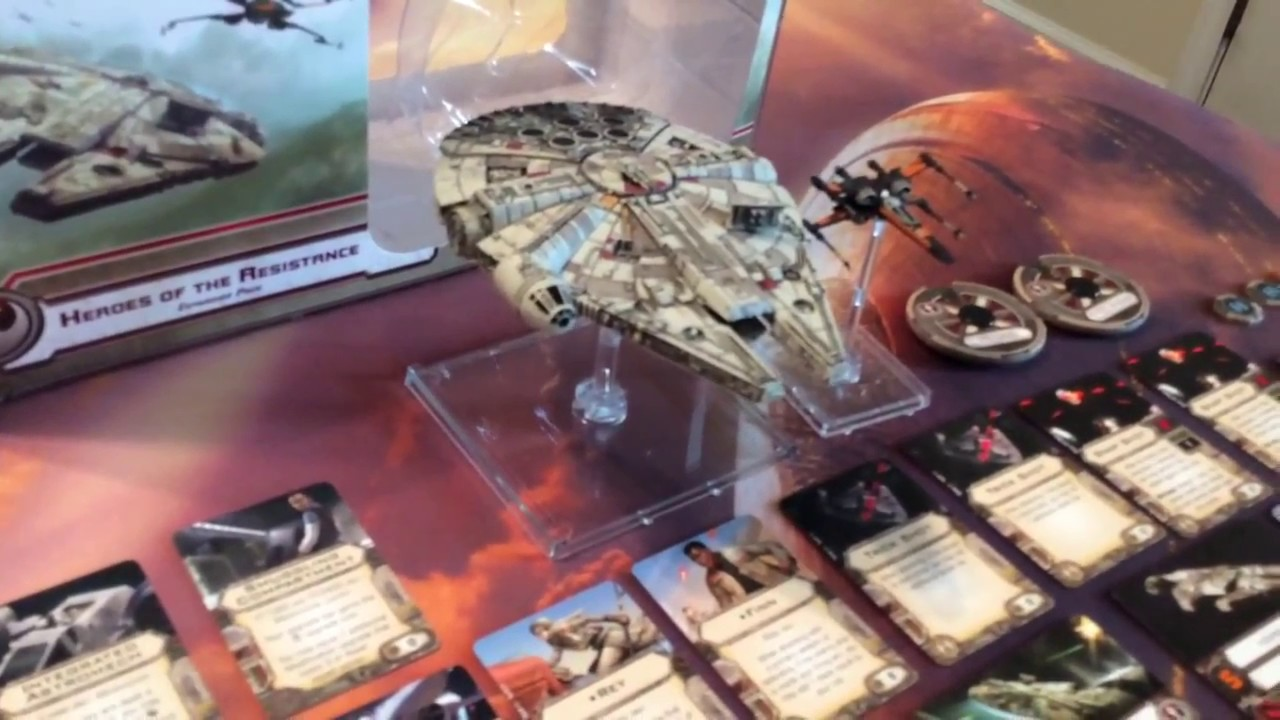 Star Wars X-Wing Rebel Ships Wave 1 to 5 - Ship & Pilot Stats .