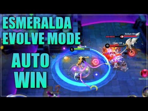 Esmeralda The Devil [EVOLVE MODE]   Mobile Legends: Bang Bang   zkael★