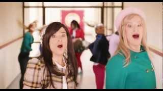 Tina og Bettina - Vi er fra Smestad