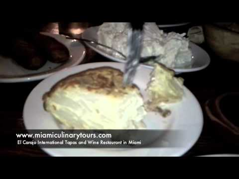 El Carajo International Tapas and Wine Restaurant
