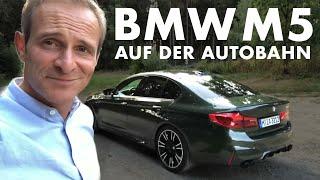 Matthias Malmedie | BMW M5 | MIA auf der Autobahn
