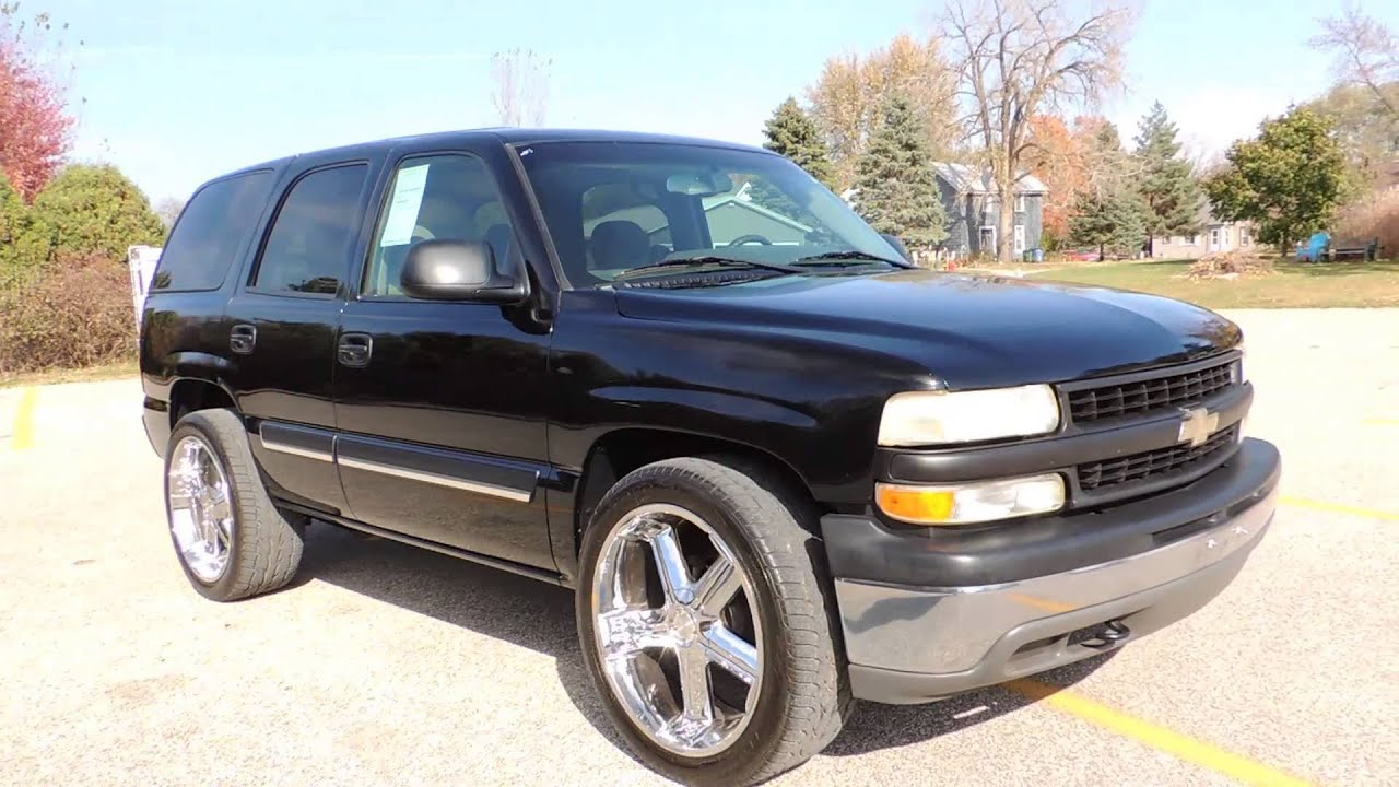 2005 chevy tahoe for sale at www coyoteclassics com youtube. Black Bedroom Furniture Sets. Home Design Ideas