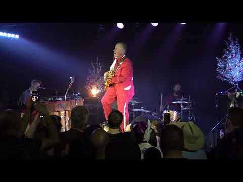 Big Red Rocket Of Love - The Reverend Horton Heat - 12.14.18 - Underground Arts - Philly, PA