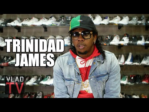 "Trinidad Jame$ on Internet Slander Over ""Uptown Funk"" Grammy"