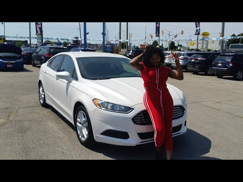 MY FULL CAR TOUR 2019! : FORD FUSION SE ||DanTemmy