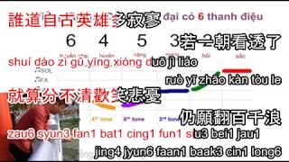 ben thuong hai - 上海灘 - karaoke
