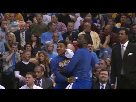 Harrison Barnes Throws Down the Nasty Reverse