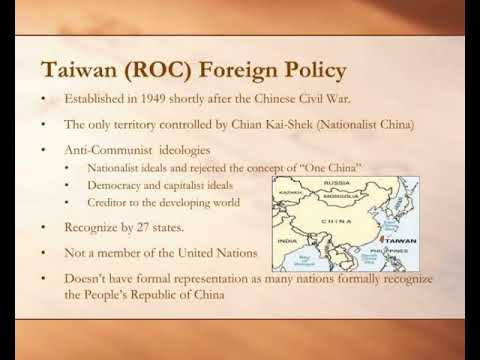 foreign policy taiwan india tibet korean war sino soviet spit