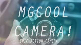 MGCOOL Action Camera Review + Footage!