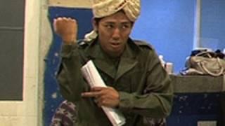 「少年X」 稽古最終日、稽古中アドリブで大山ルミさんに下ネタを言いま...
