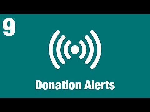 XSplit Broadcaster: Donation Alert Widgets