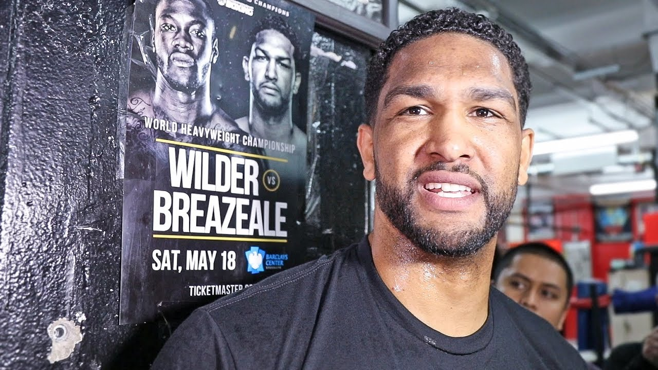 Dominic Breazeale Learnt From Joshua Loss All Goes Into Play