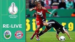 FCB beendet Titel-Durststrecke   1. FFC Frankfurt - FC Bayern 0:2   DFB-Pokalfinale der Frauen 2012