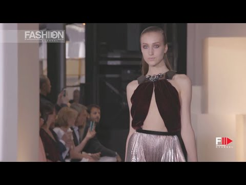 DANY ATRACHE Full Show Haute Couture Fall 2016 Paris by Fashion Channel