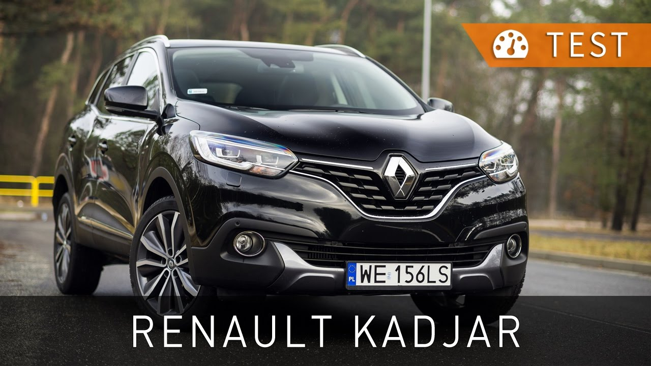 renault kadjar energy dci 130 4x4 bose 2016 test pl review eng sub project automotive. Black Bedroom Furniture Sets. Home Design Ideas