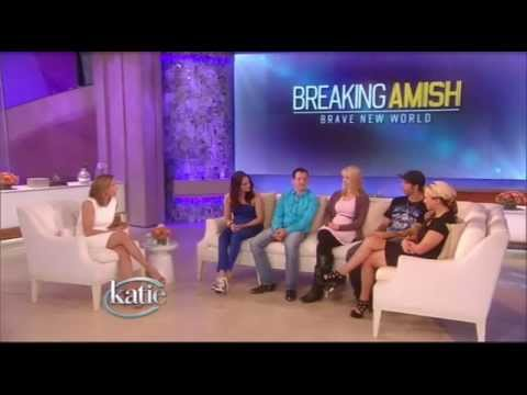 Kate of Breaking Amish Wears Spiegel on Katie