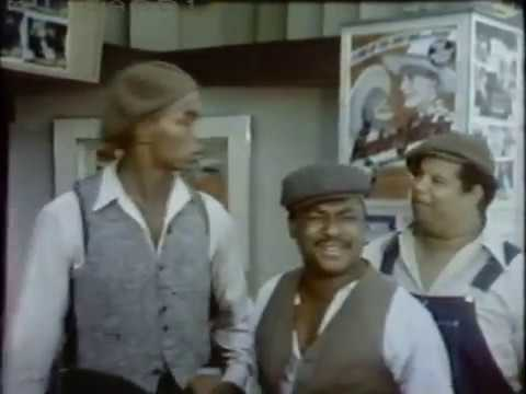Blaxploitation Clip: Book of Numbers (1973, starring Raymond St. Jacques and Phillip Michael Thomas)