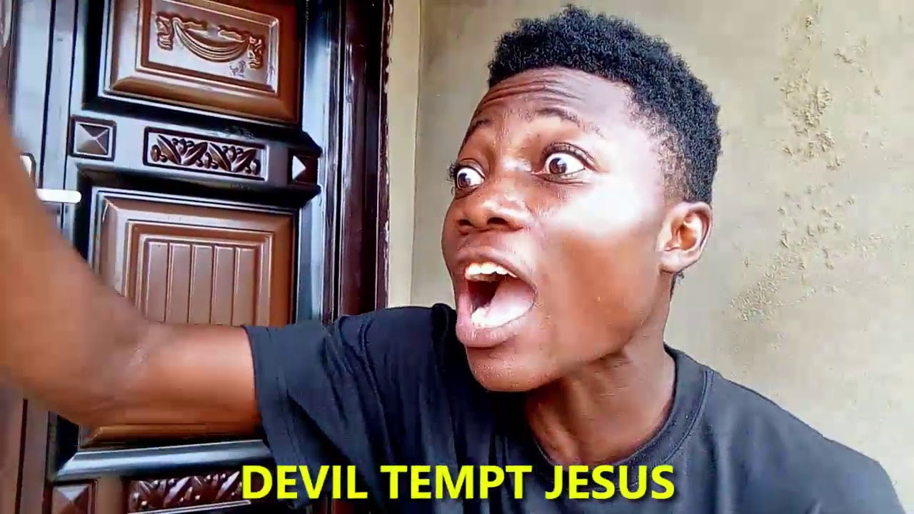Download DEVIL TEMPTED JESUS - ITK CONCEPT