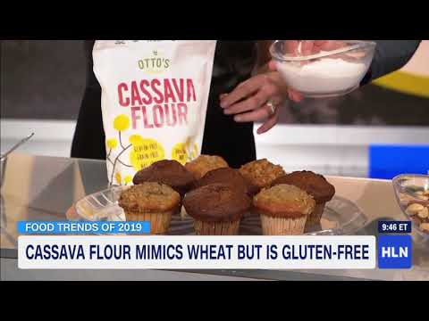 HLN - Hottest Food Trends of 2019