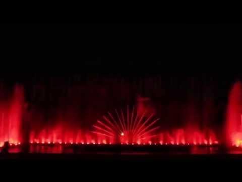 Vinpearl Resort Nha Trang 5* (Вьетнам/Нячанг) Поющии фонтаны semiramis (ouverture) - paul mauriat