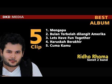 5 Lagu Terbaik Ridho Rhoma terbaru