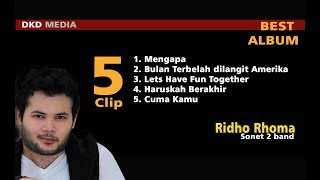 Video 5 Lagu Terbaik Ridho Rhoma terbaru download MP3, 3GP, MP4, WEBM, AVI, FLV Juli 2018
