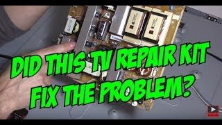 Learn From My Mistakes, Valuable TV Repair Lesson Learned PT2