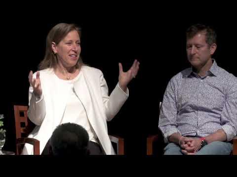 A Conversation with YouTube CEO Susan Wojcicki